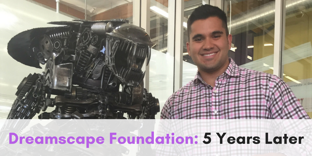 dreamscape foundation joe sehwani 5 years later