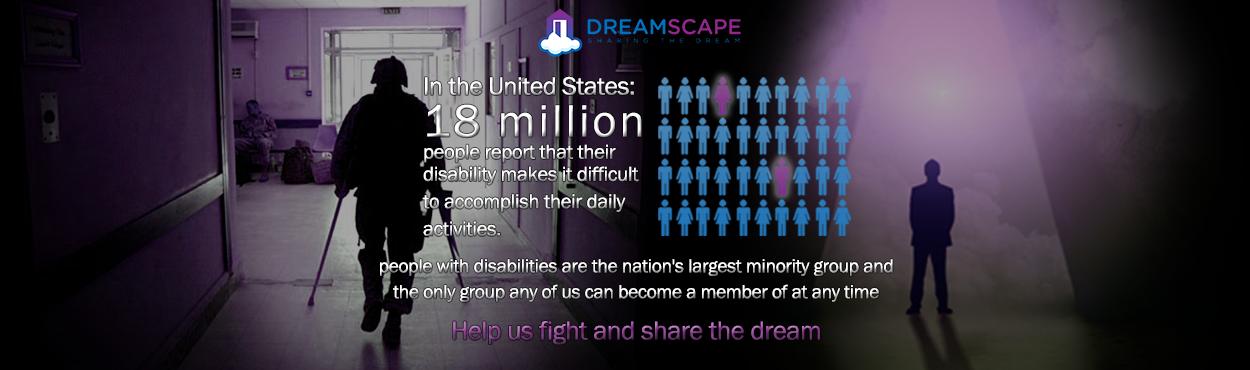 Dreamscape Foundation Mission