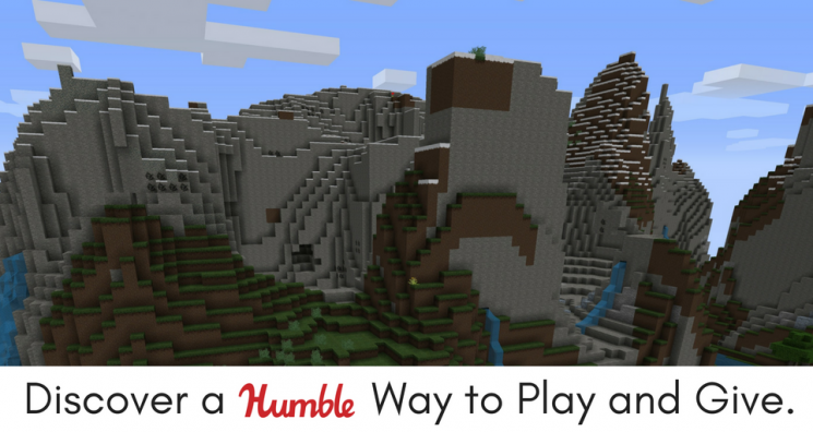 """Discover a """"Humble"""" way to play and give. In this blog we discuss what Humble Bundle is and how you can use it to donate to Dreamscape Foundation."""