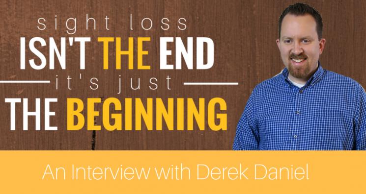 Blind Life of Derek