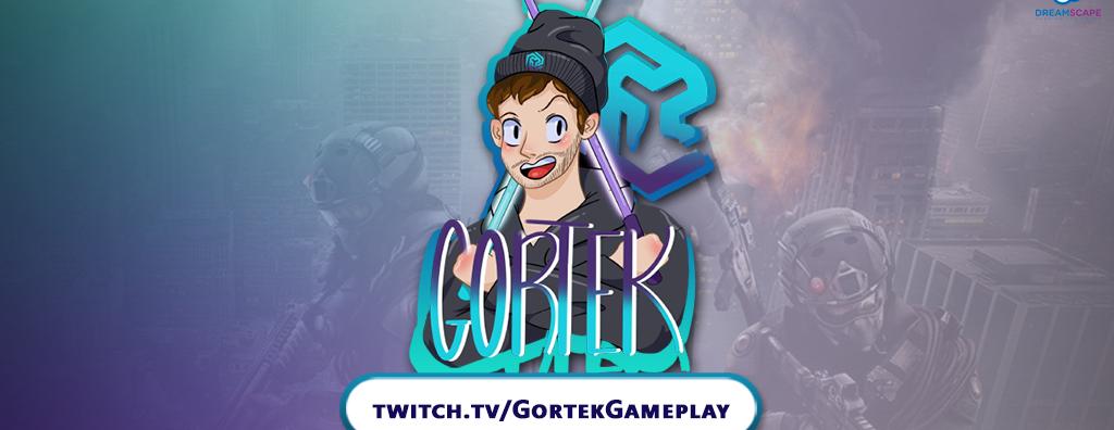 GortekGameplay Charity Stream June 12th 2021 10:00am EST Rainbow Six Siege Twitch.tv/GortekGameplay