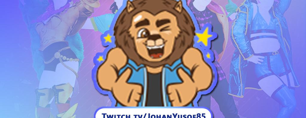 Twitch.tv/JohanYusof85